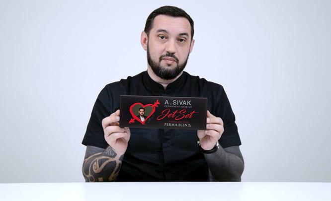 "Александр Сивак - ""JET SET"" Perma Blend"