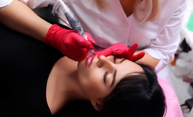 Популярные техники нанесения татуажа