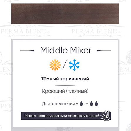 Middle Mixer