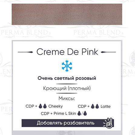 Creme Dé Pink