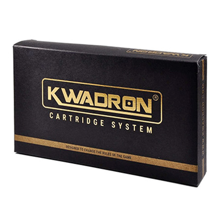 KWADRON Textured Round Liner 35/11RLLT-T