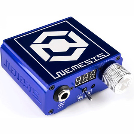 Nemesis Power Supply Blue