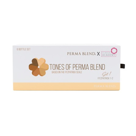 TONES OF PERMA BLEND - FITZPATRICK 1-2 SET 1