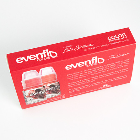 EvenFlo Lip Corrector Set